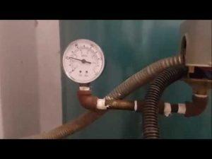 Reparacion de fuga en el aire de spa y jacuzzi
