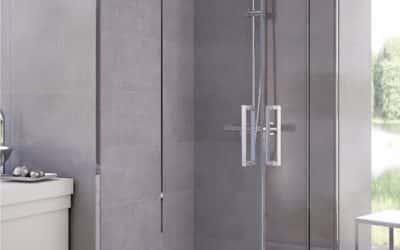Reparación de Mamparas del baño de un spa