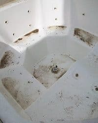 Reparar bañeras de hidromasaje de un spa deterioradas