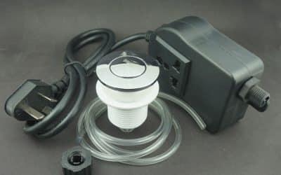Reparar boton de on-off en jacuzzi
